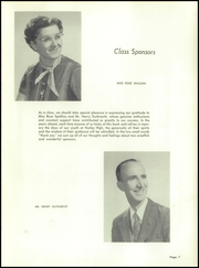 Page 11, 1957 Edition, Nutley High School - Exit Yearbook (Nutley, NJ) online yearbook collection