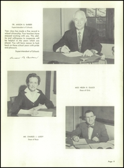 Page 13, 1957 Edition, Nutley High School - Exit Yearbook (Nutley, NJ) online yearbook collection