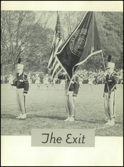 Page 6, 1957 Edition, Nutley High School - Exit Yearbook (Nutley, NJ) online yearbook collection