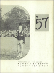 Page 7, 1957 Edition, Nutley High School - Exit Yearbook (Nutley, NJ) online yearbook collection