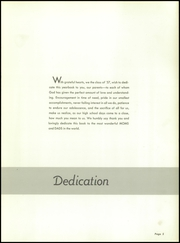 Page 9, 1957 Edition, Nutley High School - Exit Yearbook (Nutley, NJ) online yearbook collection