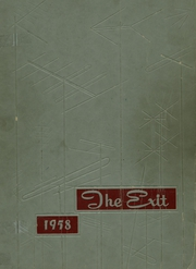 Page 1, 1958 Edition, Nutley High School - Exit Yearbook (Nutley, NJ) online yearbook collection