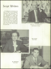 Page 13, 1958 Edition, Nutley High School - Exit Yearbook (Nutley, NJ) online yearbook collection