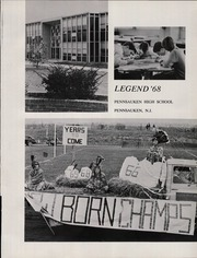 Page 7, 1968 Edition, Pennsauken High School - Legend Yearbook (Pennsauken, NJ) online yearbook collection