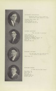 Page 13, 1922 Edition, Perth Amboy High School - Halls of Ivy Yearbook (Perth Amboy, NJ) online yearbook collection