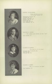 Page 14, 1922 Edition, Perth Amboy High School - Halls of Ivy Yearbook (Perth Amboy, NJ) online yearbook collection