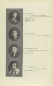 Page 15, 1922 Edition, Perth Amboy High School - Halls of Ivy Yearbook (Perth Amboy, NJ) online yearbook collection