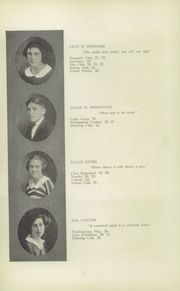 Page 16, 1922 Edition, Perth Amboy High School - Halls of Ivy Yearbook (Perth Amboy, NJ) online yearbook collection