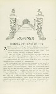 Page 9, 1923 Edition, Perth Amboy High School - Halls of Ivy Yearbook (Perth Amboy, NJ) online yearbook collection