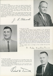 Page 13, 1963 Edition, Lenape High School - Legend Yearbook (Medford, NJ) online yearbook collection