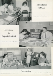 Page 15, 1963 Edition, Lenape High School - Legend Yearbook (Medford, NJ) online yearbook collection