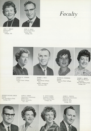 Page 16, 1963 Edition, Lenape High School - Legend Yearbook (Medford, NJ) online yearbook collection