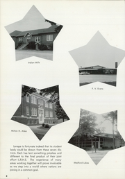 Page 8, 1963 Edition, Lenape High School - Legend Yearbook (Medford, NJ) online yearbook collection