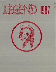 Page 1, 1987 Edition, Lenape High School - Legend Yearbook (Medford, NJ) online yearbook collection