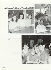 Page 104, 1987 Edition, Lenape High School - Legend Yearbook (Medford, NJ) online yearbook collection