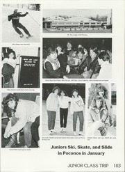 Page 107, 1987 Edition, Lenape High School - Legend Yearbook (Medford, NJ) online yearbook collection