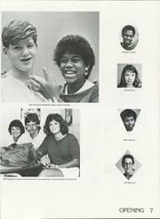Page 11, 1987 Edition, Lenape High School - Legend Yearbook (Medford, NJ) online yearbook collection