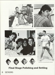 Page 12, 1987 Edition, Lenape High School - Legend Yearbook (Medford, NJ) online yearbook collection