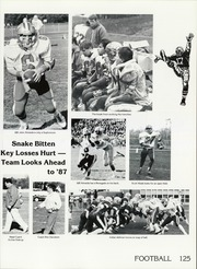 Page 129, 1987 Edition, Lenape High School - Legend Yearbook (Medford, NJ) online yearbook collection