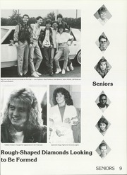 Page 13, 1987 Edition, Lenape High School - Legend Yearbook (Medford, NJ) online yearbook collection