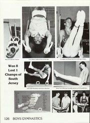 Page 130, 1987 Edition, Lenape High School - Legend Yearbook (Medford, NJ) online yearbook collection