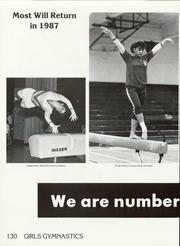 Page 134, 1987 Edition, Lenape High School - Legend Yearbook (Medford, NJ) online yearbook collection