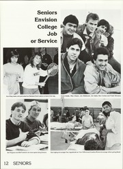 Page 16, 1987 Edition, Lenape High School - Legend Yearbook (Medford, NJ) online yearbook collection