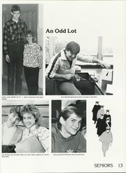 Page 17, 1987 Edition, Lenape High School - Legend Yearbook (Medford, NJ) online yearbook collection