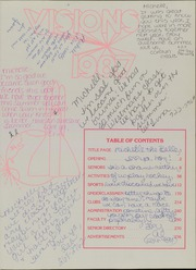 Page 3, 1987 Edition, Lenape High School - Legend Yearbook (Medford, NJ) online yearbook collection