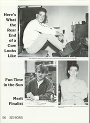 Page 60, 1987 Edition, Lenape High School - Legend Yearbook (Medford, NJ) online yearbook collection