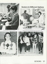 Page 61, 1987 Edition, Lenape High School - Legend Yearbook (Medford, NJ) online yearbook collection