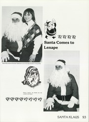 Page 97, 1987 Edition, Lenape High School - Legend Yearbook (Medford, NJ) online yearbook collection
