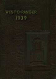 West Orange High School - Ranger Yearbook (West Orange, NJ) online yearbook collection, 1939 Edition, Page 1