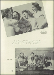 Page 109, 1942 Edition, West Orange High School - Ranger Yearbook (West Orange, NJ) online yearbook collection