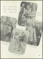 Page 119, 1942 Edition, West Orange High School - Ranger Yearbook (West Orange, NJ) online yearbook collection
