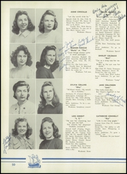 Page 54, 1942 Edition, West Orange High School - Ranger Yearbook (West Orange, NJ) online yearbook collection