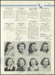 Page 59, 1942 Edition, West Orange High School - Ranger Yearbook (West Orange, NJ) online yearbook collection