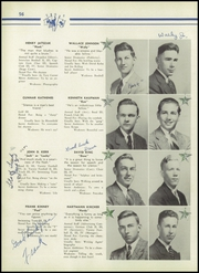 Page 60, 1942 Edition, West Orange High School - Ranger Yearbook (West Orange, NJ) online yearbook collection
