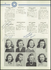 Page 62, 1942 Edition, West Orange High School - Ranger Yearbook (West Orange, NJ) online yearbook collection