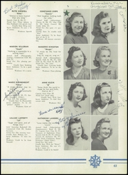 Page 67, 1942 Edition, West Orange High School - Ranger Yearbook (West Orange, NJ) online yearbook collection