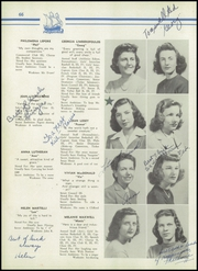 Page 70, 1942 Edition, West Orange High School - Ranger Yearbook (West Orange, NJ) online yearbook collection