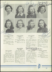 Page 71, 1942 Edition, West Orange High School - Ranger Yearbook (West Orange, NJ) online yearbook collection