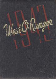 West Orange High School - Ranger Yearbook (West Orange, NJ) online yearbook collection, 1943 Edition, Page 1
