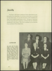 Page 14, 1948 Edition, Scotch Plains Fanwood High School - Culmen Yearbook (Scotch Plains, NJ) online yearbook collection