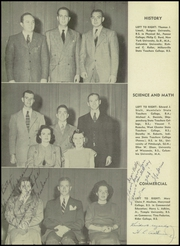 Page 15, 1948 Edition, Scotch Plains Fanwood High School - Culmen Yearbook (Scotch Plains, NJ) online yearbook collection