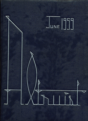 1959 Edition, Emerson High School - Altruist Yearbook (Union City, NJ)