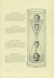 Page 17, 1938 Edition, Union Hill High School - Orange and Blue Yearbook (Union City, NJ) online yearbook collection
