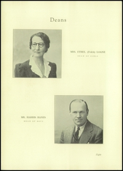 Page 12, 1941 Edition, Union Hill High School - Orange and Blue Yearbook (Union City, NJ) online yearbook collection