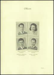 Page 16, 1941 Edition, Union Hill High School - Orange and Blue Yearbook (Union City, NJ) online yearbook collection