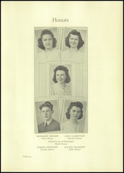 Page 17, 1941 Edition, Union Hill High School - Orange and Blue Yearbook (Union City, NJ) online yearbook collection